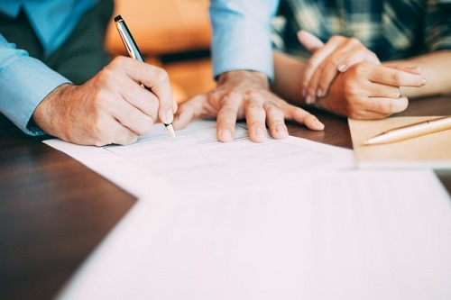 Testamentary contract undue influence wills documents estate planning lawyers